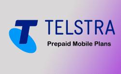 telstra prepaid mobile phone plans