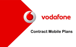 vodafone contract mobile phone plans