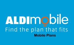 aldi mobile prepaid phone plans