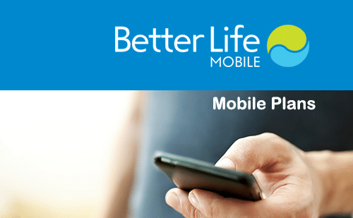better life mobile prepaid phone plans