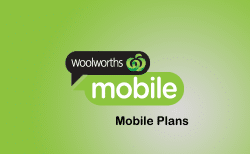 woolworths mobile contract phone plans