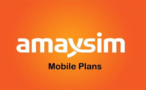 amaysim mobile plans