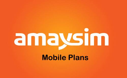 amaysim mobile plans