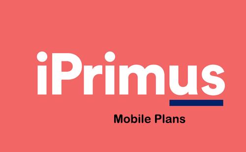 iprimus mobile phone plans