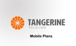 tangerine telecom mobile plans