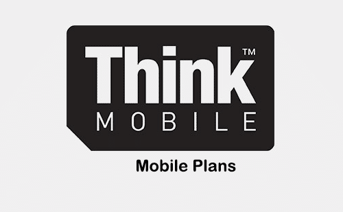 think mobile phone plans