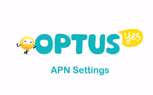 optus apn settings