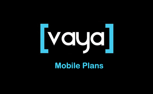 vaya mobile phone plans