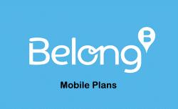 belong mobile phone plans
