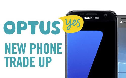 optus phone upgrades