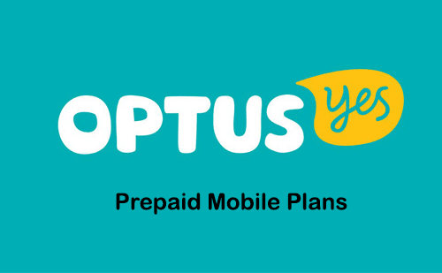 optus prepaid mobile phone plans