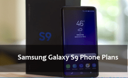 samsung galaxy s9 phone plans