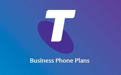 telstra business phone plans