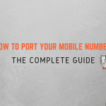port mobile number